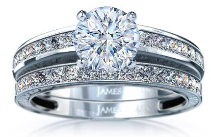 bridalsets Choosing the right diamond ring has always been a major headache