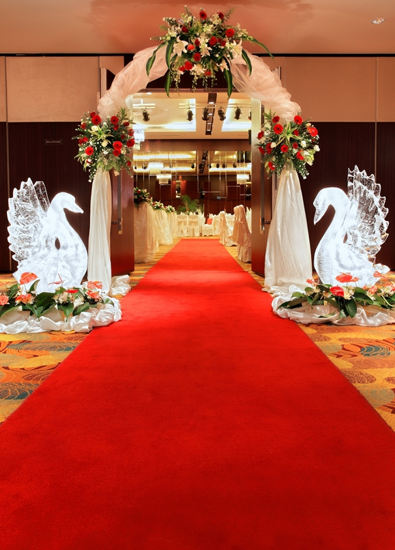 Top recommended wedding planner unique wedding decoration in penang