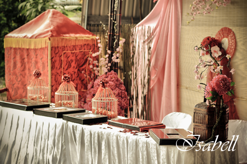 Penang wedding planner wedding decoration wedding ideas romance in oriental retro wedding theme junglespirit Images